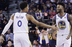 NBA/連兩年成功操作 勇士傳尋求購買二輪籤