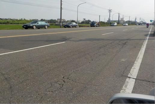 雲林第一條路平示範道路 今年9月將通車
