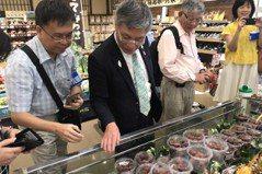 台中荔枝鮮美上市 進軍日本福島超市