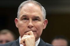 醜聞纏身環保署長普魯特下台 專家批親污染政策禍延下一代