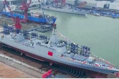 陸軍事專家:大陸新型萬噸級驅逐艦可能加裝電磁炮