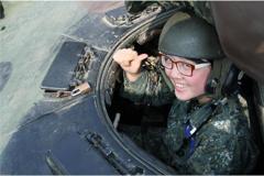 以色列「全女性戰車」成功 我國也有類似實驗計劃