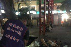 颱風天無家可回 羅東平安站開放街友入住