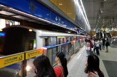 颱風來襲 北捷下午4時列車班距加密、場館暫停營運