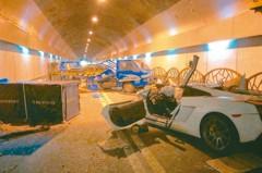 超跑肇事教訓 自強隧道最快明年區間測速