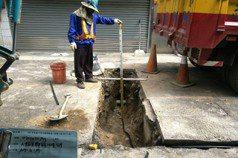 減少道路開挖 中市建置3D公共管線圖