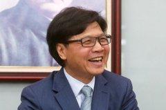 獨/葉俊榮傳訊給管中閔 把「閔」誤打成「閩」