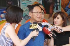 失去東亞運主辦權 丁守中:北京鴨霸、民進黨更離譜