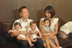 35歲婦做人9年沒消息 試管嬰兒迎3寶
