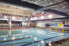 南港運動中心泳池天花板崩落 整修完畢今開放
