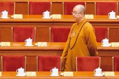 涉性侵風暴 中國佛教領導人釋學誠下台