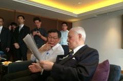王燕軍:李登輝未說蔡總統身邊的人有問題