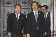 文金三會沒有日期 為了北韓國慶 兩韓演很大?