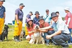 台中搜救犬增任務 幫找走失者