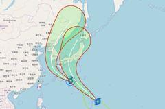 兩颱接力本周將為日本帶來大雨 三原因讓日本颱風不斷