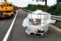 平均每12分鐘 國道就有一個車禍地雷