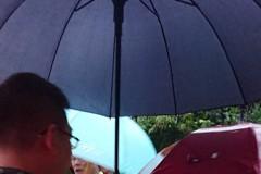 風雨來襲 高市後備部安全撤離獨居老人