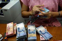 印尼盾跌至亞洲金融風暴以來谷底 新興市場崩跌延燒