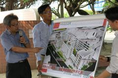 台中梧棲海線社會住宅今動土興建 3年後完工