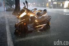 今日最新! 全台最狂雨勢在台北這八處