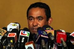 馬爾地夫總統疑接受招待 圖利度假村開發商