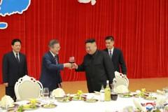 影/文在寅訪平壤 北韓最高規格禮遇接待