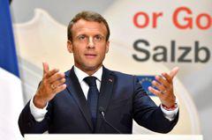 支持率剩19% 法國人受夠馬克宏
