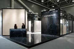 博洛尼亞國際陶瓷衛浴展覽會 冠軍建材展現實力