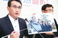 反空汙公投 國民黨:中選會無權認定偽造 不中立將包圍