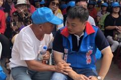 高思博7日成立競選總部 籲台南市民站出來