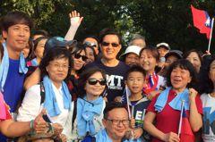 馬英九:韓國瑜可能是現在高雄人唯一的希望