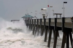 颶風麥可登陸佛州 預測續增強