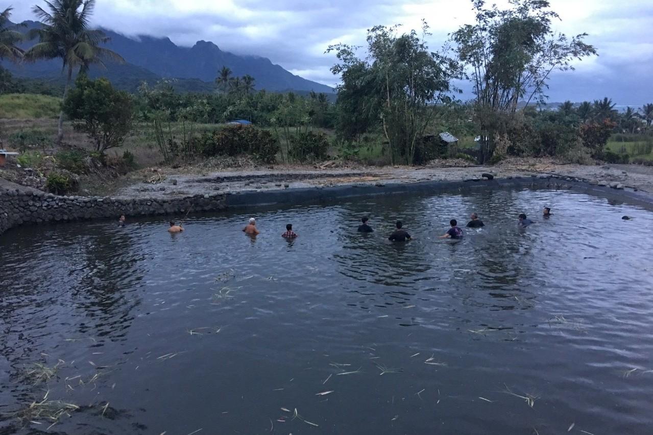 台東3歲男童與姊玩耍不慎掉魚池 搶救不治