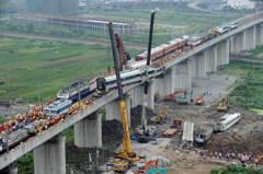 亞洲發展高鐵的教訓 台灣一路走來跌跌撞撞