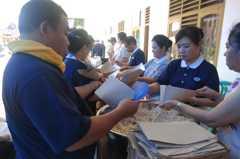 慈濟與印尼軍方簽合作備忘錄 將援建印尼3千房
