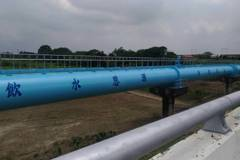 斥資300萬粉刷送水幹管 美觀之餘還有這效果