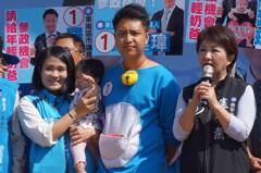 韓國瑜鳳山造勢擠爆 盧秀燕:代表人民的不滿