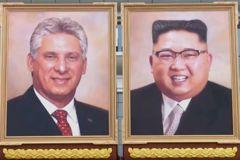 金正恩首張官方畫像出爐!專家:北韓開始搞個人崇拜
