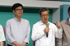 師生情誼逾25年 副總統陳建仁拍片挺陳其邁