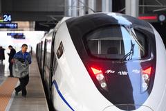 包裹也要坐高鐵 中國高鐵「10倍運力」加入雙11戰局