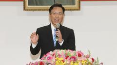 張政源接台鐵局長 宣示改革6大目標