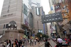全球最貴!香港銅鑼灣羅素街 租金超越紐約第五大道
