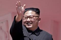 韓媒:金正恩小秀戰術武器 對美國適度施壓