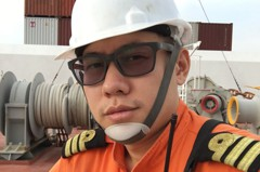台大畢業改念航海系 10年當上船長月薪20萬起跳