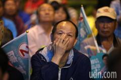 拉鋸戰!陳其邁宣布敗選台北戰情膠著 最新開票數據看這