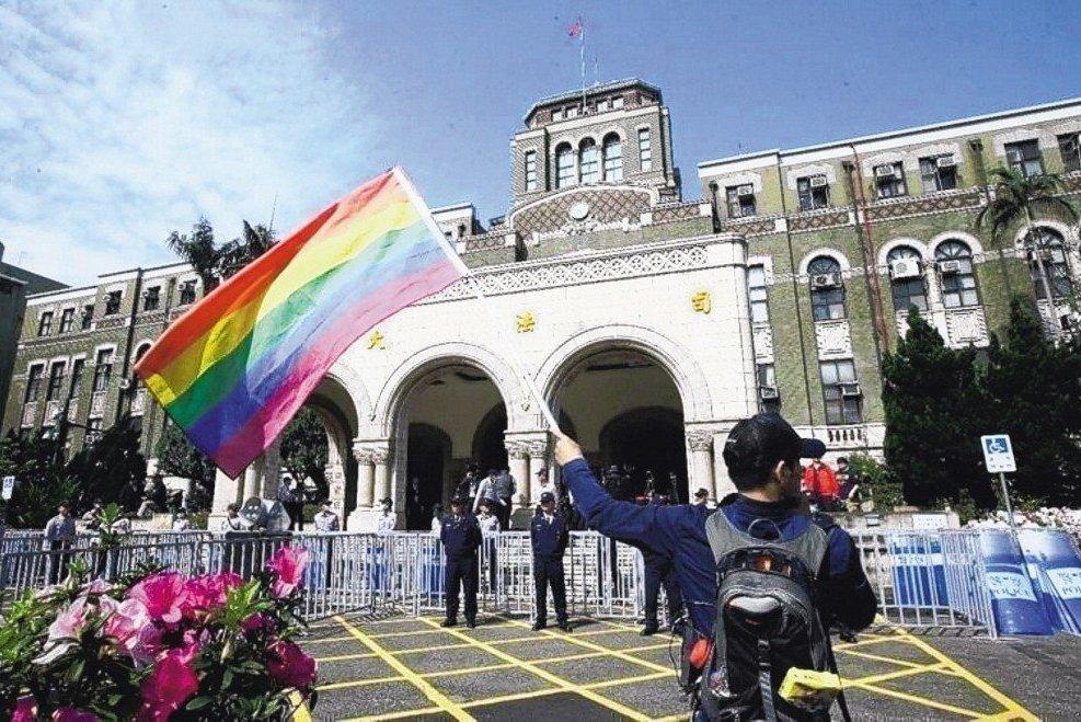 行政院將擬反同婚法 綠委:748號釋憲範圍內審議
