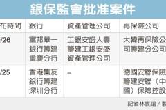 中國銀行保險業 對外資開大門