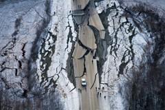 阿拉斯加規模7.0強震重創基礎設施 未傳出傷亡