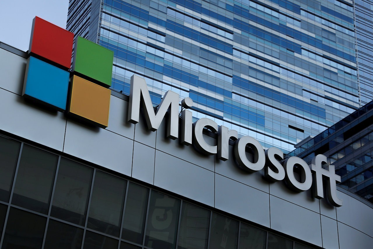 睽違逾15年!微軟超越蘋果 重奪最有價值公司寶座