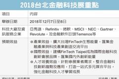 金融科技展 周五登場